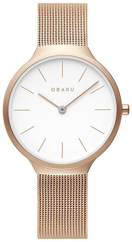 Obaku Denmark V240LXVWMV - zegarek damski