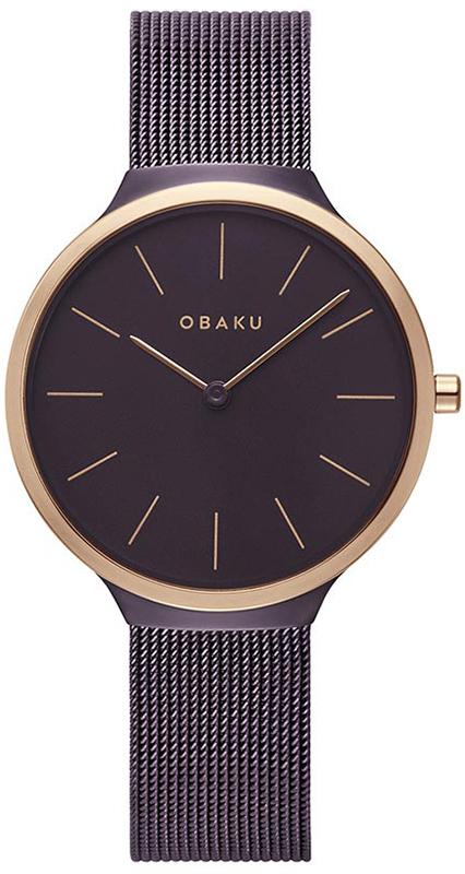 Obaku Denmark V240LXXNMN - zegarek damski