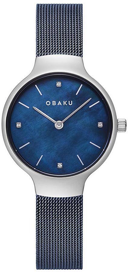 Obaku Denmark V241LXCLML - zegarek damski