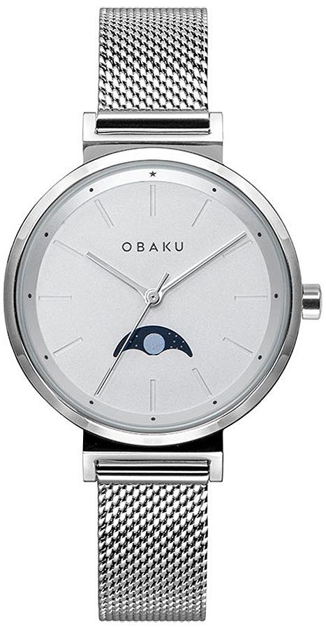 Obaku Denmark V243LMCIMC - zegarek damski