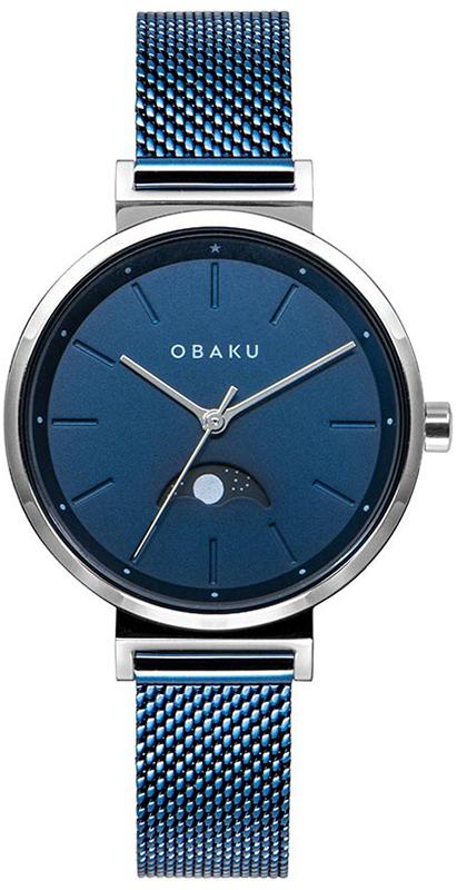 Obaku Denmark V243LMCLML - zegarek damski
