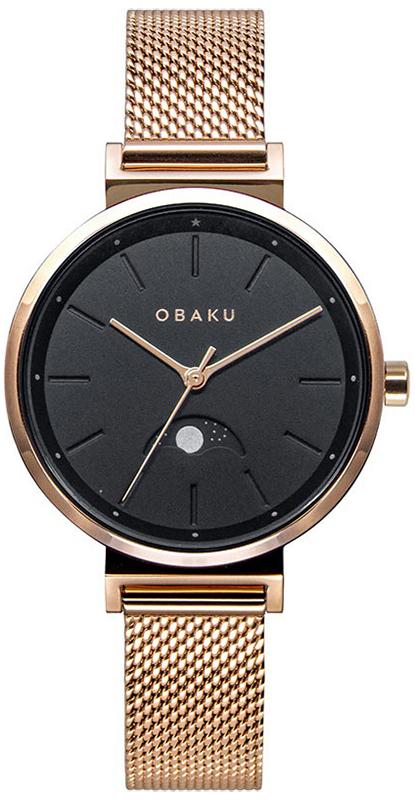 Obaku Denmark V243LMVBMV - zegarek damski