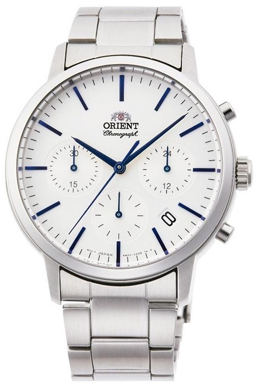 Orient RA-KV0302S10B - zegarek męski