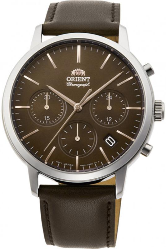 Orient RA-KV0304Y10B - zegarek męski