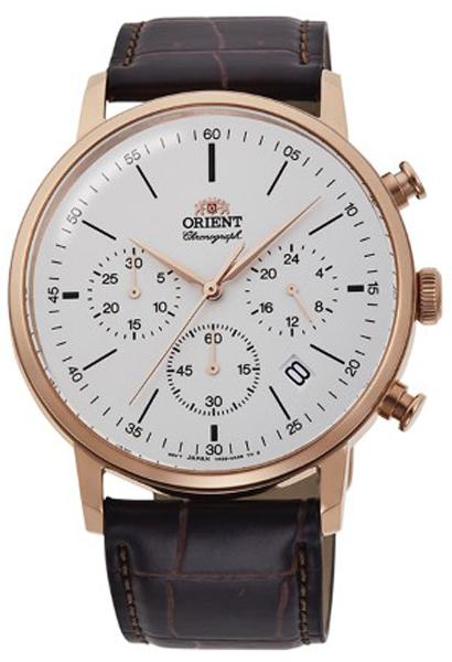 Orient RA-KV0403S10B - zegarek męski
