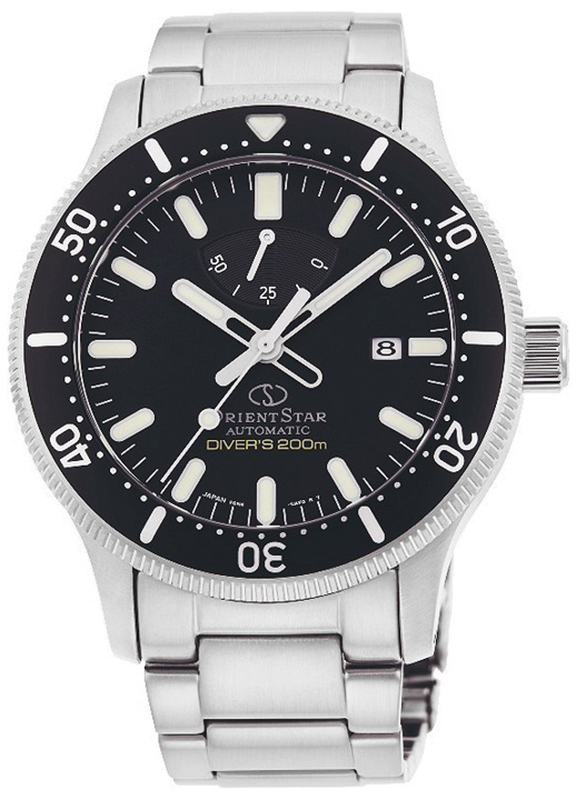 Orient Star RE-AU0301B00B - zegarek męski