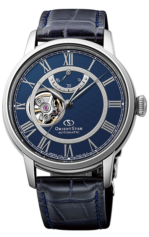 Orient Star RE-HH0002L00B - zegarek męski