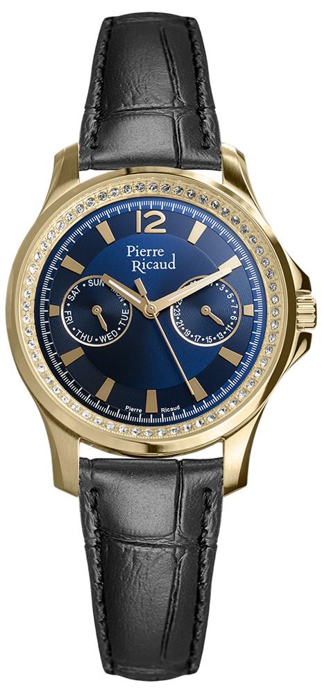 Pierre Ricaud P21049.1255QFZ2 - zegarek damski