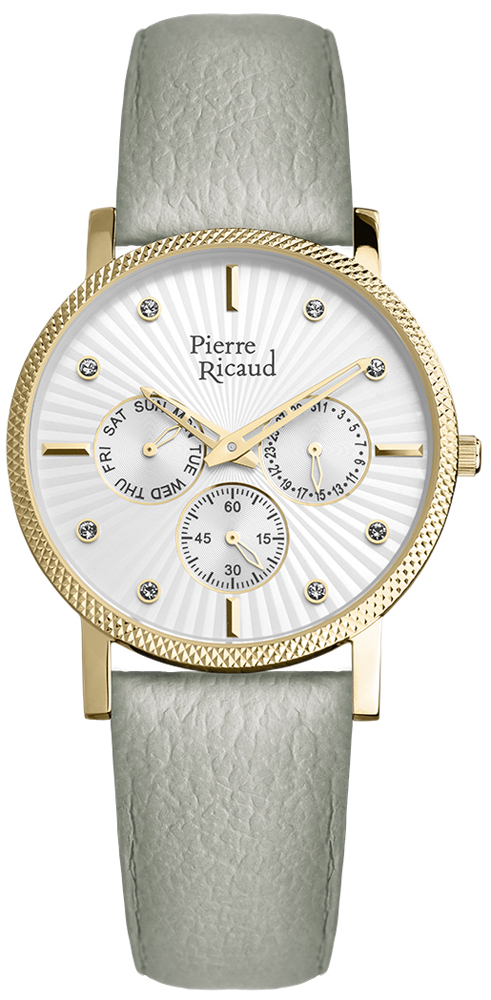 Pierre Ricaud P21072.1G93QF - zegarek damski