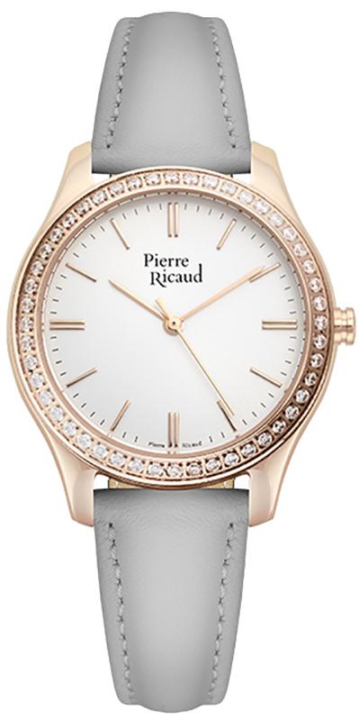 Pierre Ricaud P22053.9GR3Q - zegarek damski