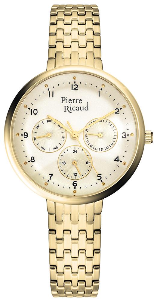 Pierre Ricaud P22089.1121QF - zegarek damski