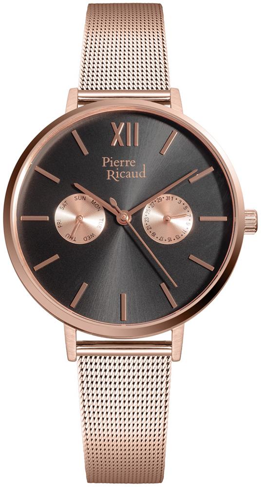 Pierre Ricaud P22110.91R7QF - zegarek damski