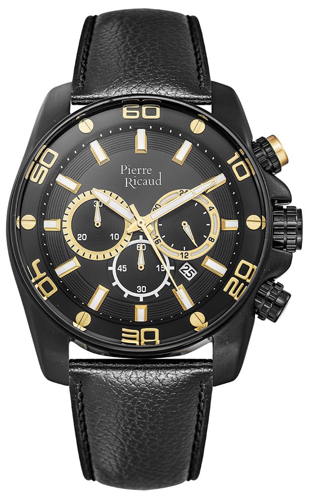 Pierre Ricaud P60018.B214CH - zegarek męski