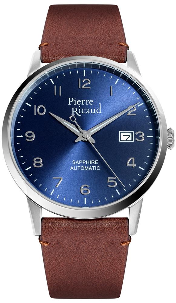 Pierre Ricaud P60029.5B25A - zegarek męski