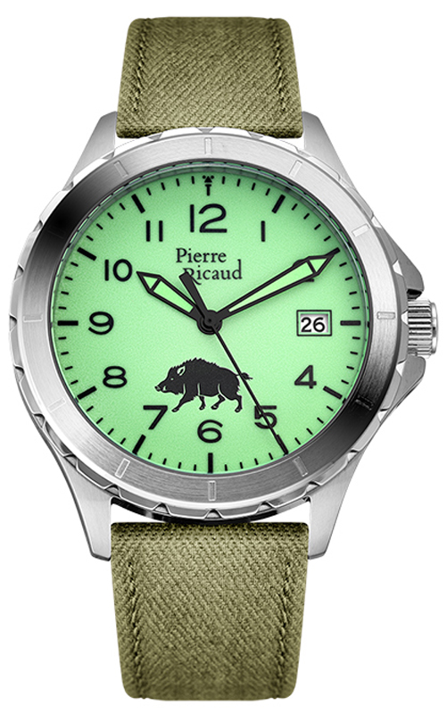 Pierre Ricaud P97232.5223QWB - zegarek męski