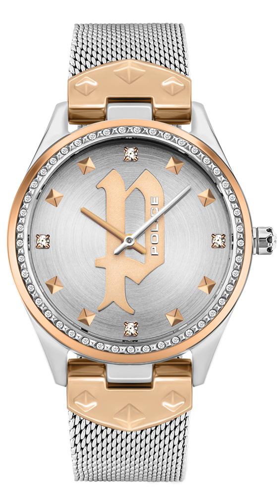 Police PL.16029MSTR-13MM - zegarek damski