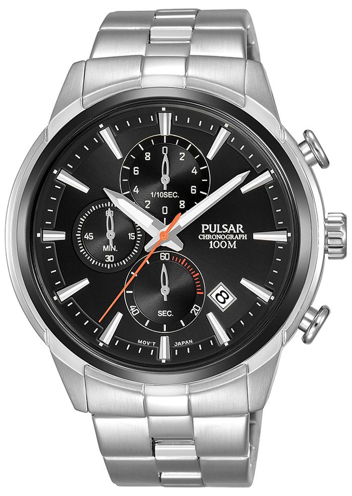 Pulsar PM3117X1 - zegarek męski