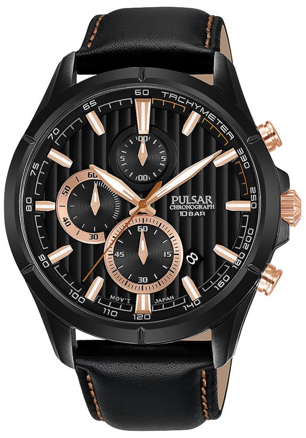 Pulsar PM3165X1 - zegarek męski