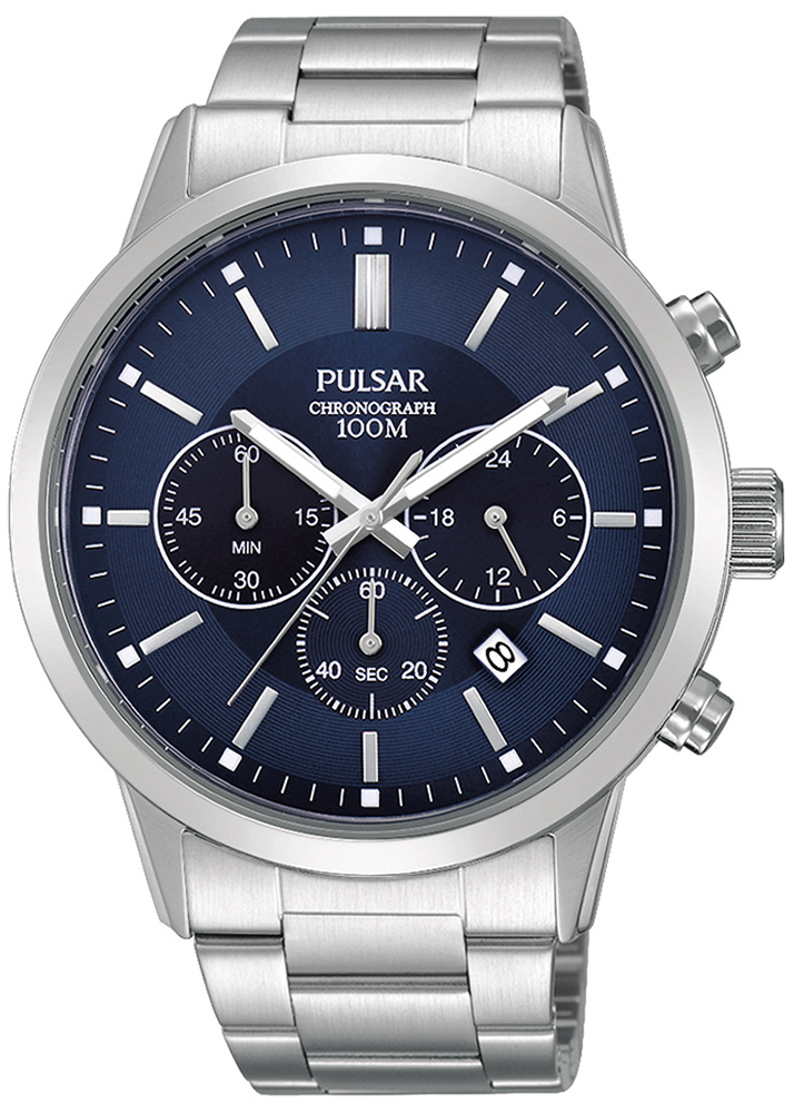 Pulsar PT3741X1 - zegarek męski