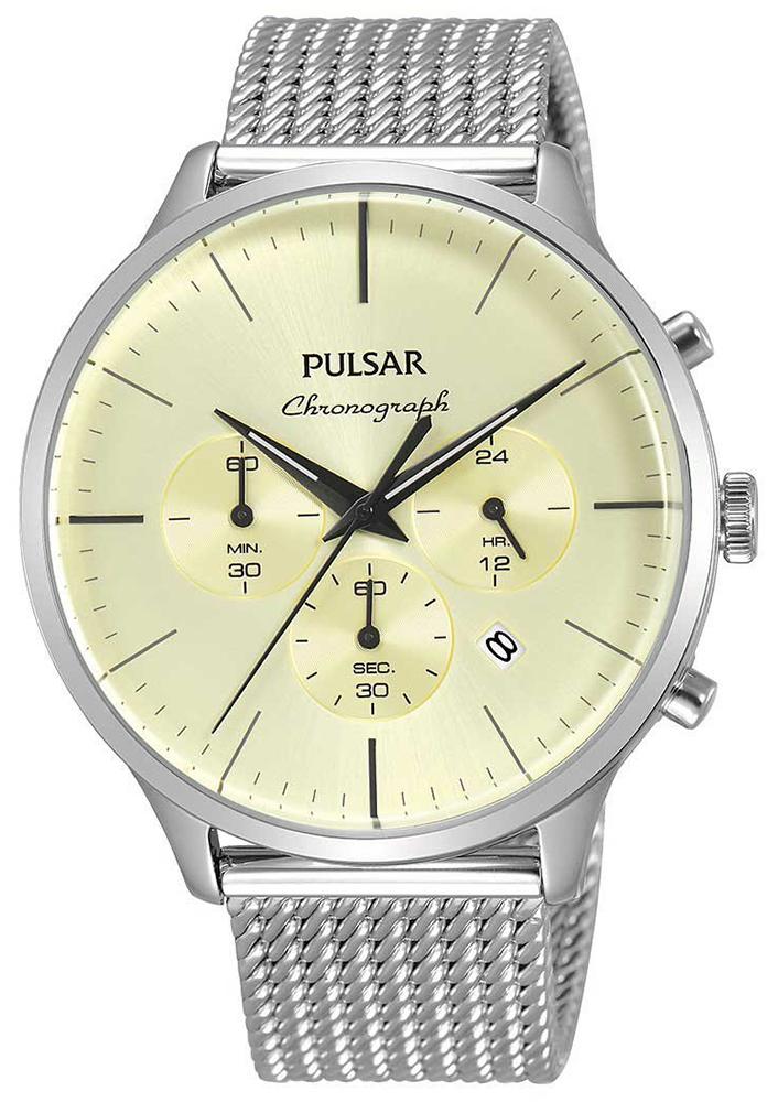 Pulsar PT3859X1 - zegarek męski