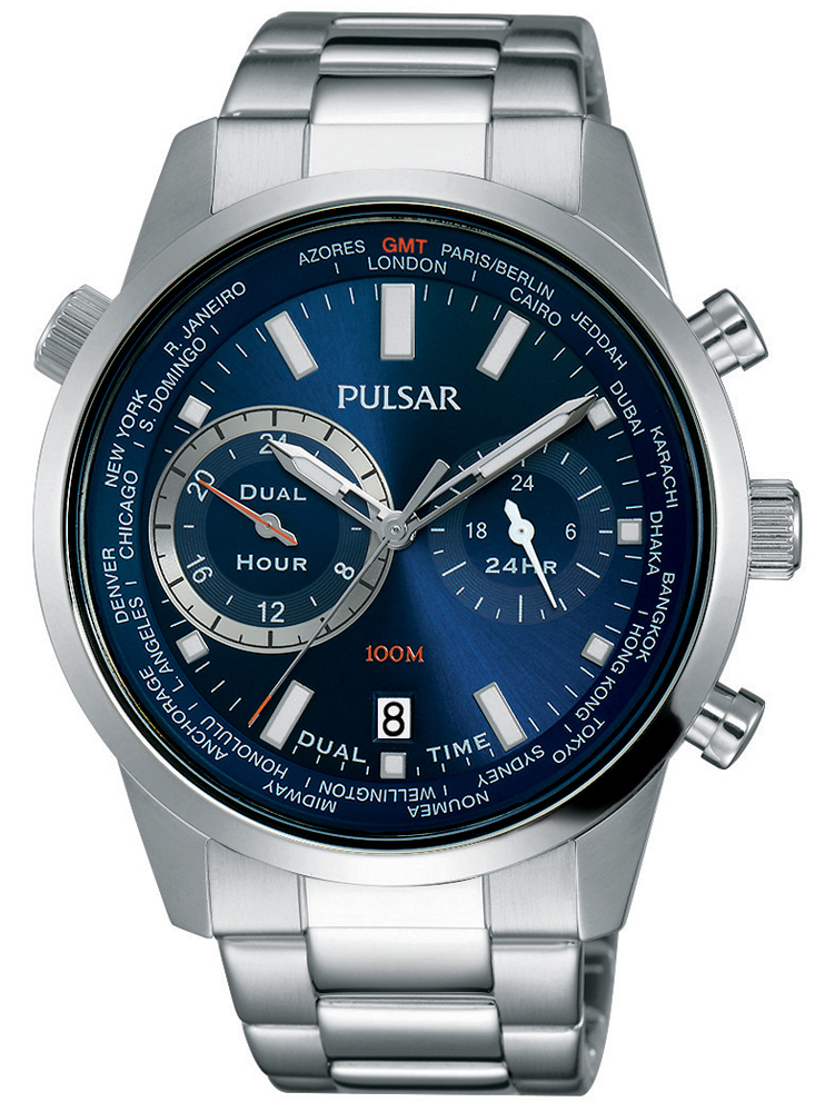 Pulsar PY7003X1 - zegarek męski