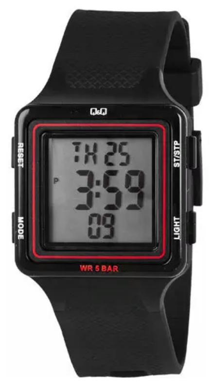 QQ M193-002 - zegarek męski