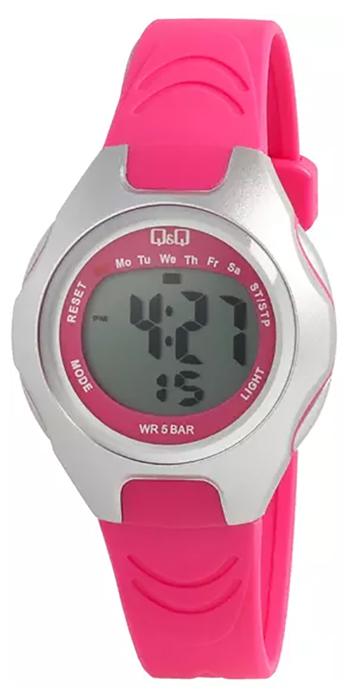 QQ M195-005 - zegarek dla dziewczynki