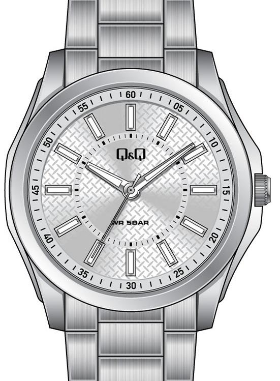 QQ QB54-201 - zegarek męski