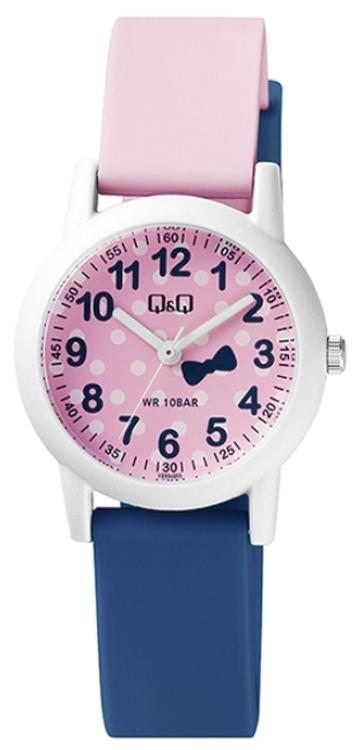 QQ VS49-005 - zegarek dla dziewczynki