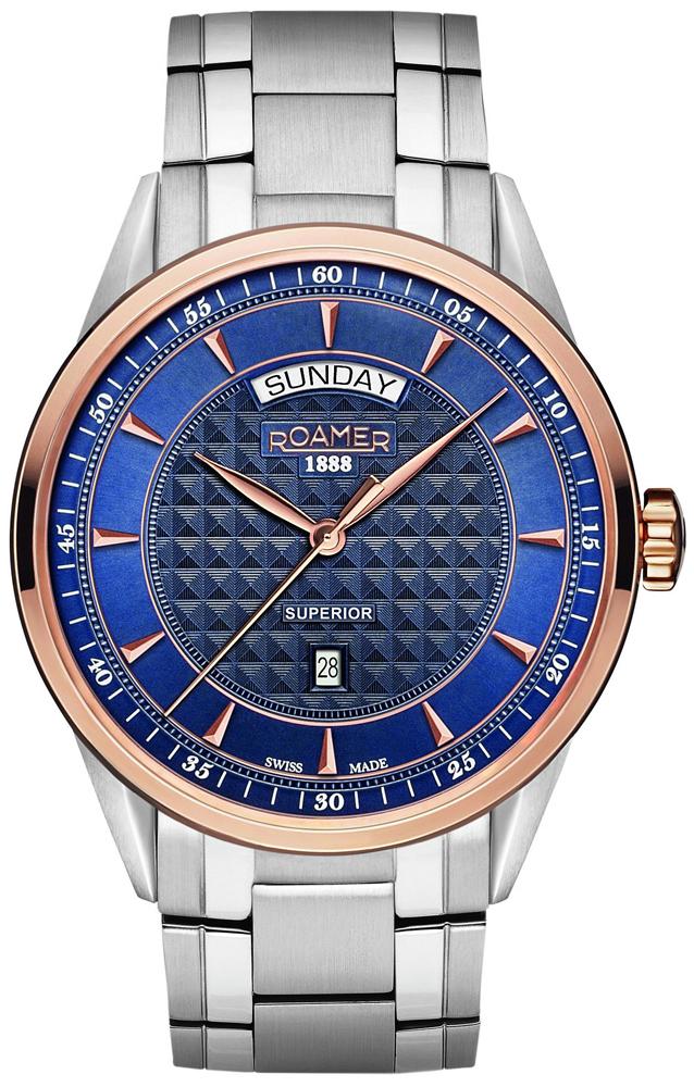 Roamer 508293 49 45 50 - zegarek męski