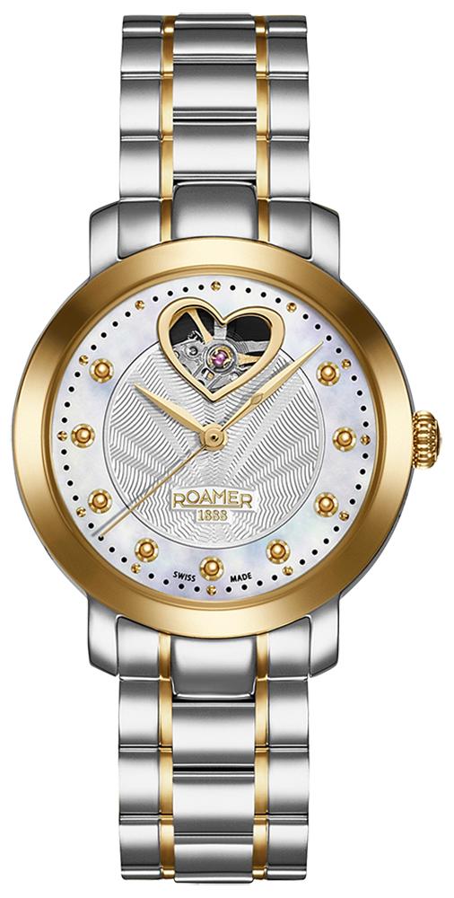 Roamer 556661 47 19 50 - zegarek damski