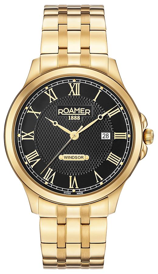Roamer 706856 48 52 70 - zegarek męski