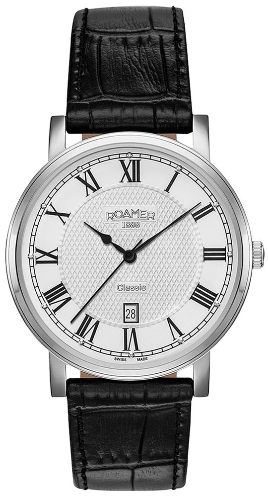 Roamer 709856 41 22 07 - zegarek męski