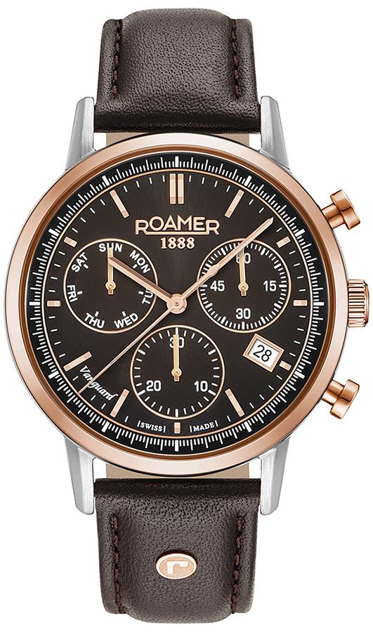 Roamer 975819 49 55 09 - zegarek męski
