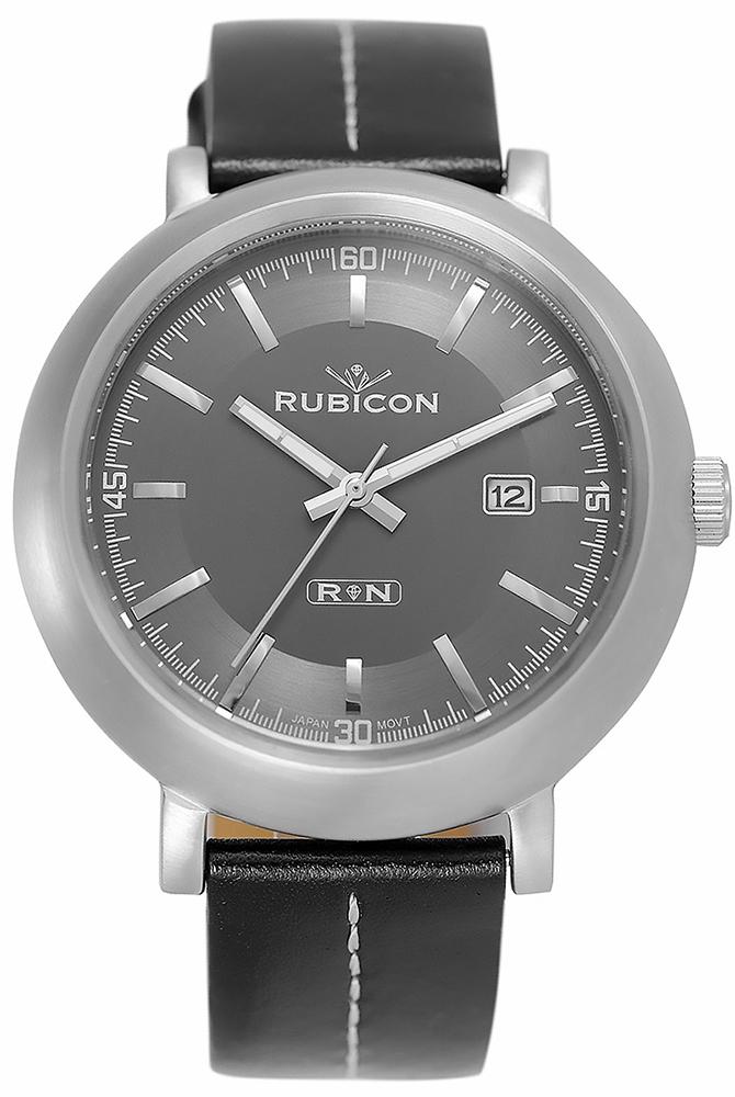 Rubicon RNAC71SIVX05BX - zegarek męski
