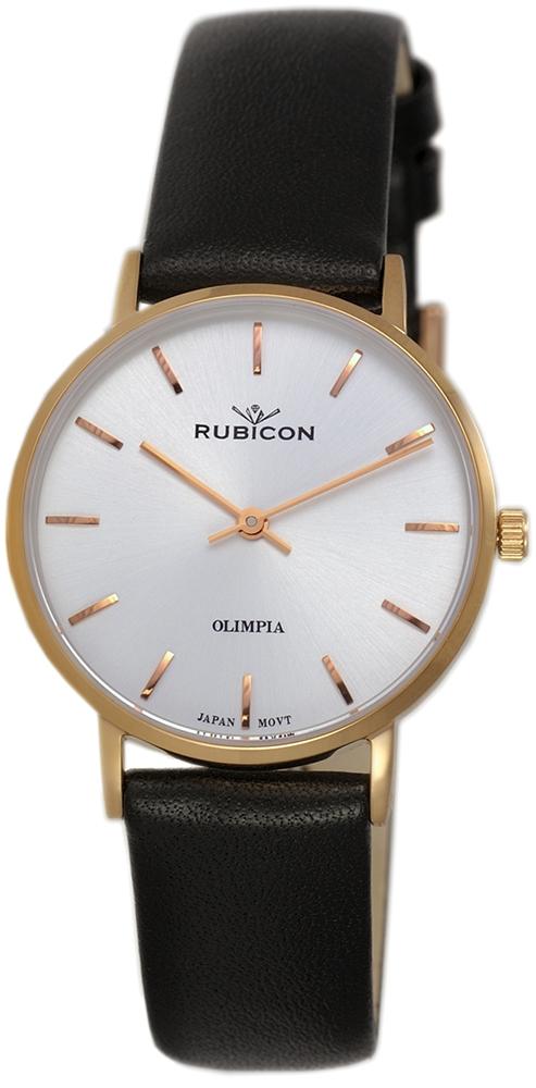 Rubicon RNAD87RISX03BX - zegarek damski