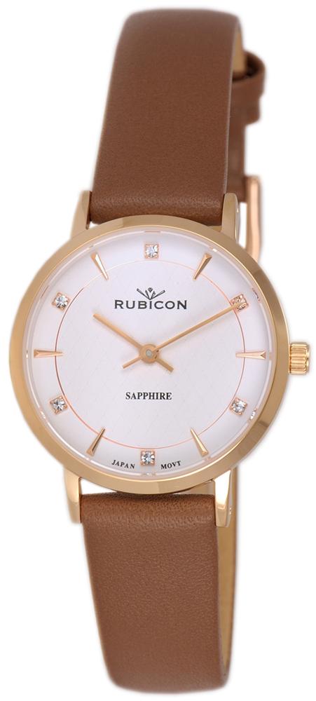 Rubicon RNAD89RISX03B1 - zegarek damski