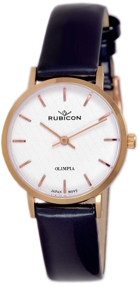 Rubicon RNAD89RISX03BX - zegarek damski