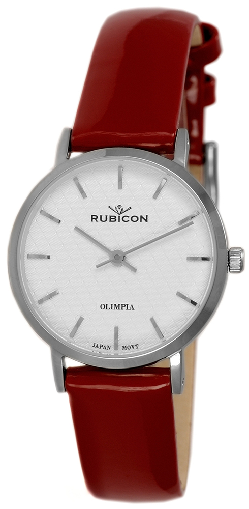 Rubicon RNAD89SISX03BX - zegarek damski
