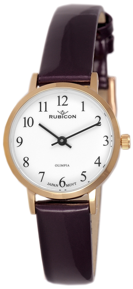 Rubicon RNAD91RAWX03BX - zegarek damski