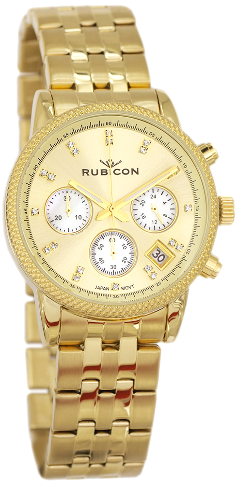 Rubicon RNBD06GIGM03AX - zegarek damski