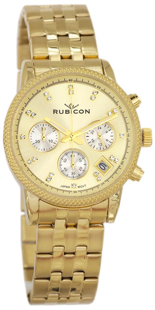 Rubicon RNBD06GIGS03AX - zegarek damski
