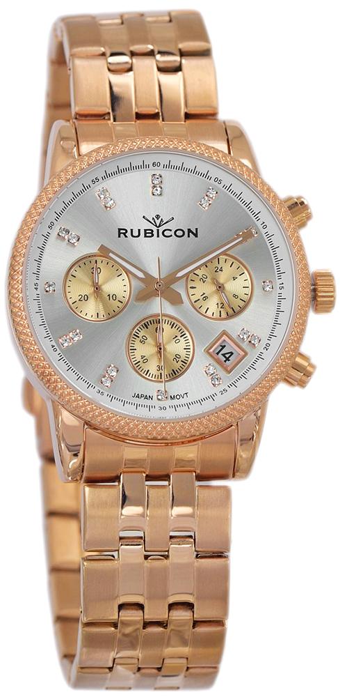 Rubicon RNBD06RISZ03AX - zegarek damski