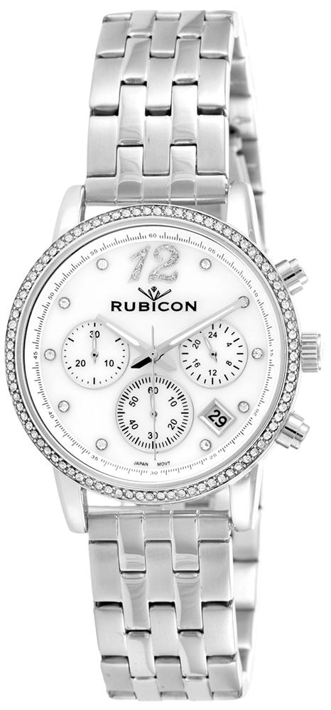 Rubicon RNBD10SISX03AX - zegarek damski