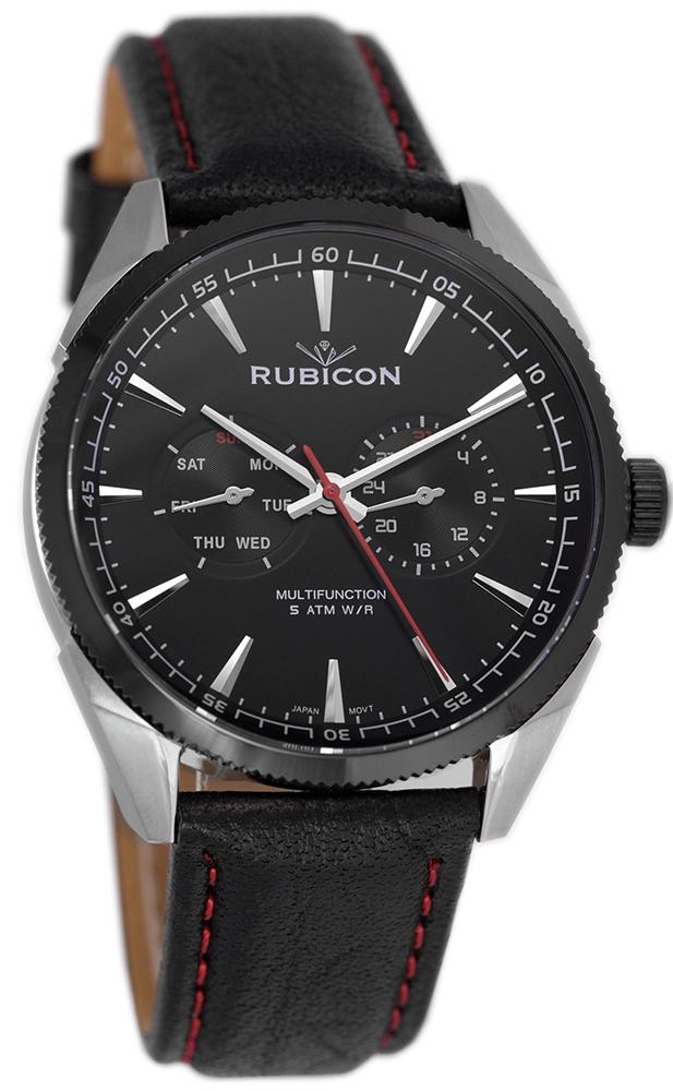 Rubicon RNCD69TIBX05AX - zegarek męski