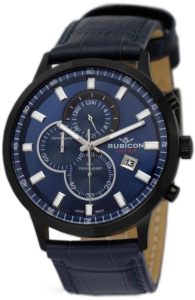 Rubicon RNCD71BIDX05AX - zegarek męski