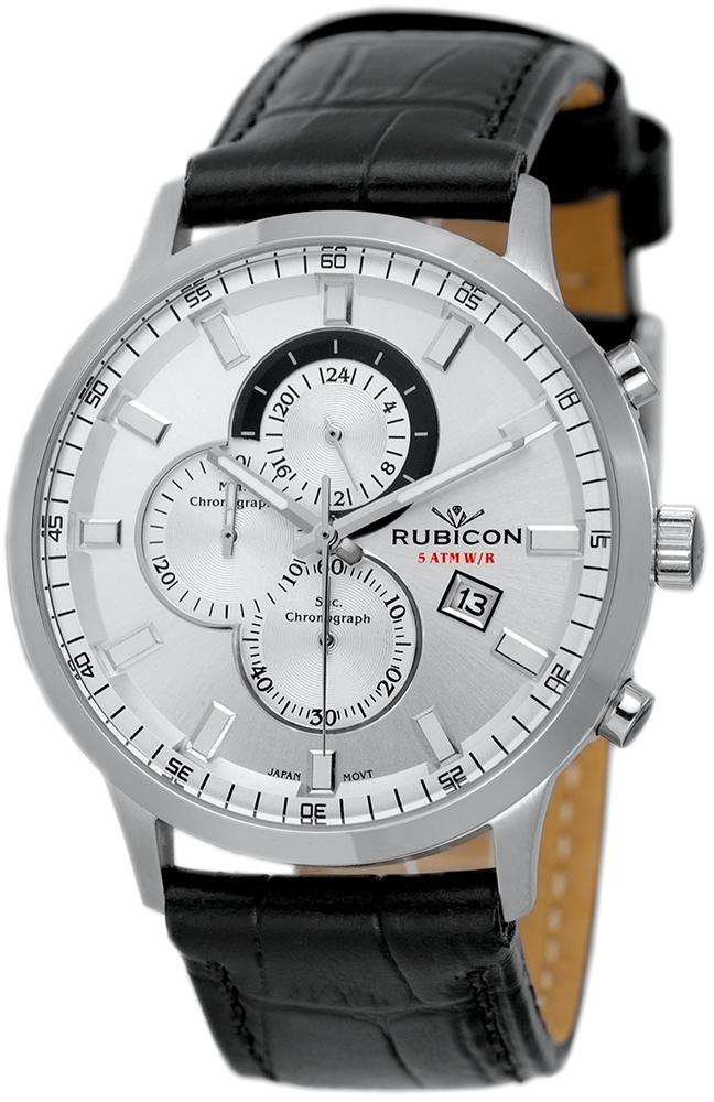 Rubicon RNCD71SISB05AX - zegarek męski