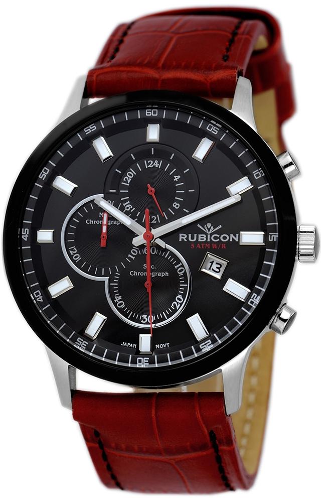 Rubicon RNCD71TIBR05AX - zegarek męski