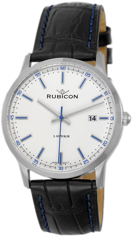 Rubicon RNCD85SISD05BX - zegarek męski
