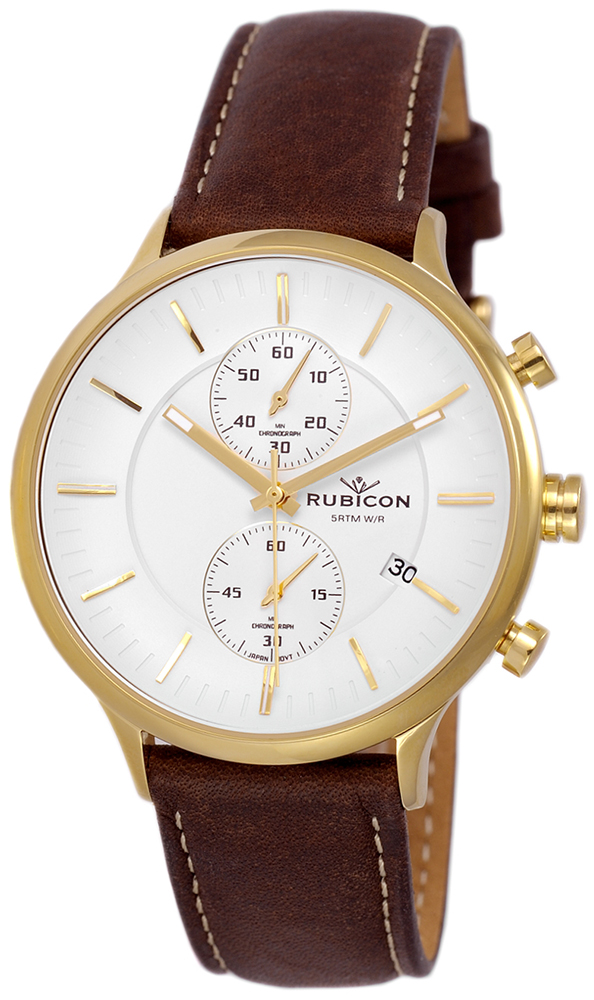 Rubicon RNCD96GISX05AX - zegarek męski